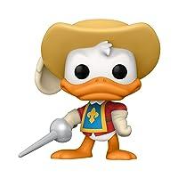 Funko Pop! Disney: The Three Musketeers - Donald Duck, 2021 Wonderous Con Exclusive