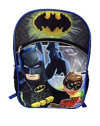 Lego Batman Robin Full Size Backpack