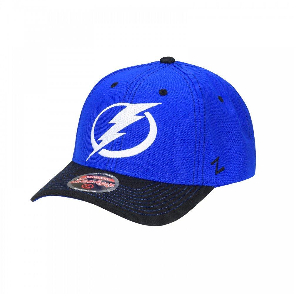 Zephyr NHL Tampa Bay Lightning Staple Adjustable Cap