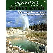 Yellowstone & Grand Teton National Parks Screen Saver