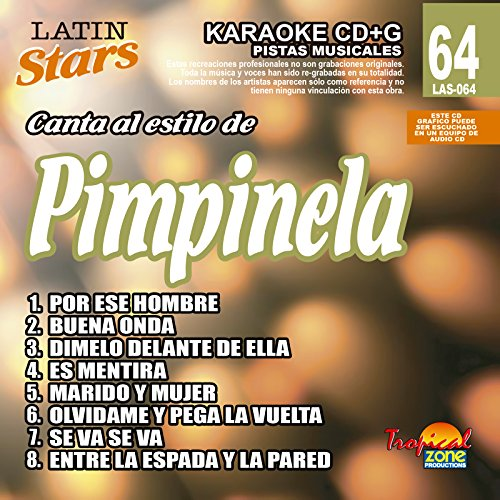 Karaoke: Pimpinela 1 - Latin Stars Karaoke