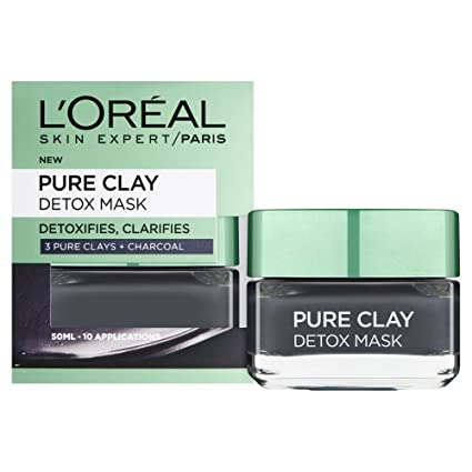 L'Oreal Clay Mask