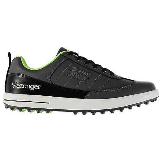 Slazenger - Zapatillas para niño, color Multicolor, talla 2 (34)