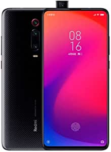 Xiaomi Mi 9T (6GB RAM 128GB 4G LTE) 48MP Ultra High Resolution Camera LTE Factory Unlocked GSM Smartphone (Global Version) (Carbon Black)