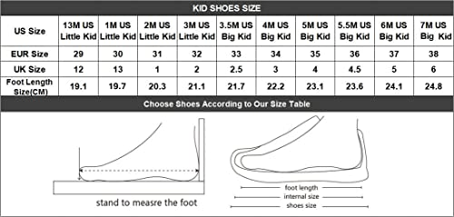 size 36 in us kids