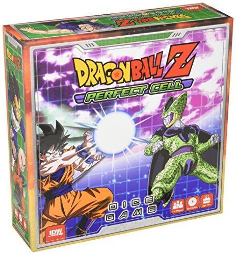 (IDW Games Dragon Ball Z: Perfect Cell Collectible Dice)