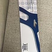 Multicolour Acrylic Knitters Pride Aqua Sock Blockers Medium 21.59x39.37x0.63 cm