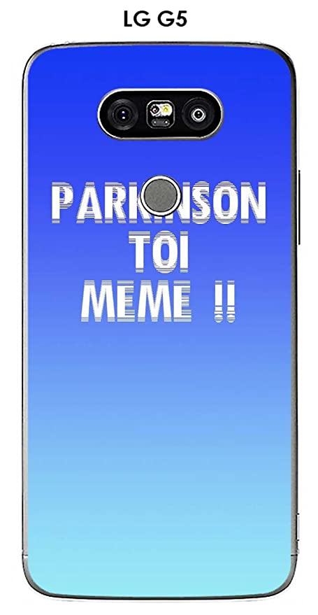 Onozo Carcasa LG G5 Design Parkinson 2: Amazon.es: Electrónica