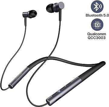 Amazon Com Wireless Bluetooth Headphones Bluetooth Earbuds Wireless In Ear Neckband Bass Headphones Umidigi Ubeats Bluetooth 5 0 Waterproof Magnetic Earphones With Mic 12 Hours Play Time Cvc6 0 Ipx5 Electronics