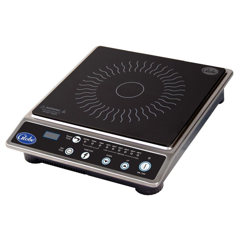 Globe IR1800 Light-Duty Electric Countertop Induction Range