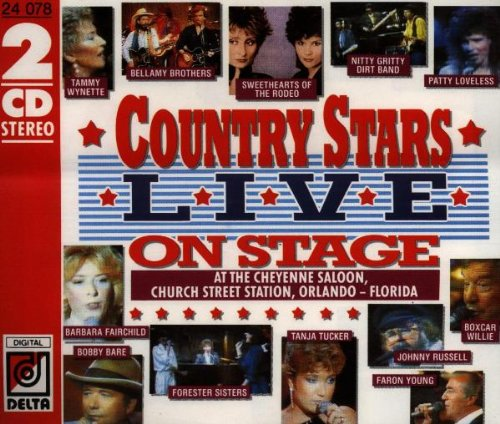 Country Stars Live on Sta by Delta