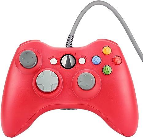 Prous XW03 PC controlador Xbox 360 cable USB gamepad compatible ...