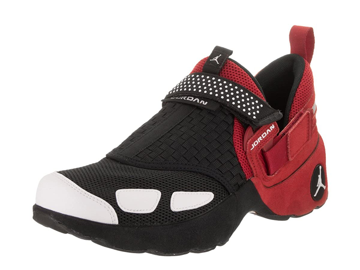9bac618bea79 Jordan Trunner LX OG Men s Shoes Black Gym Red White 905222-001 (9.5 D(M)  US)  Buy Online at Low Prices in India - Amazon.in