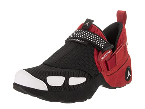 bd76b3ada60885 Jordan Trunner LX OG Men s Shoes Black Gym Red White 905222-001 (9.5 D(M) US)   Buy Online at Low Prices in India - Amazon.in