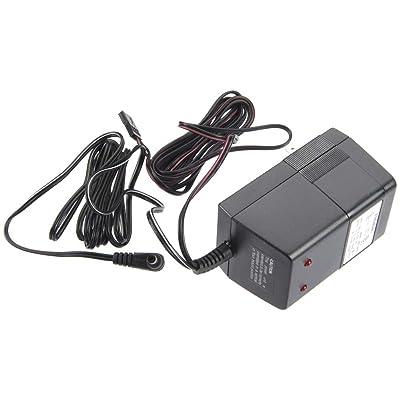 Futaba HBC-2B Transmitter Charger 8FG 12FG (4-Piece): Toys & Games