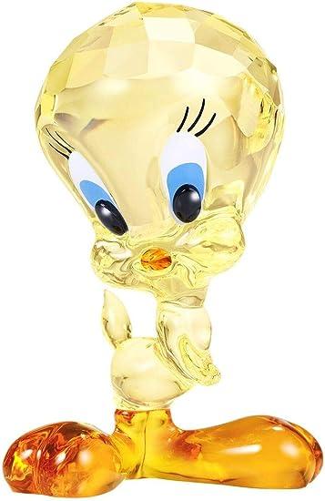 SWAROVSKI Tweety Crystal Figurine, Multi-Colour, 9.4 5465032