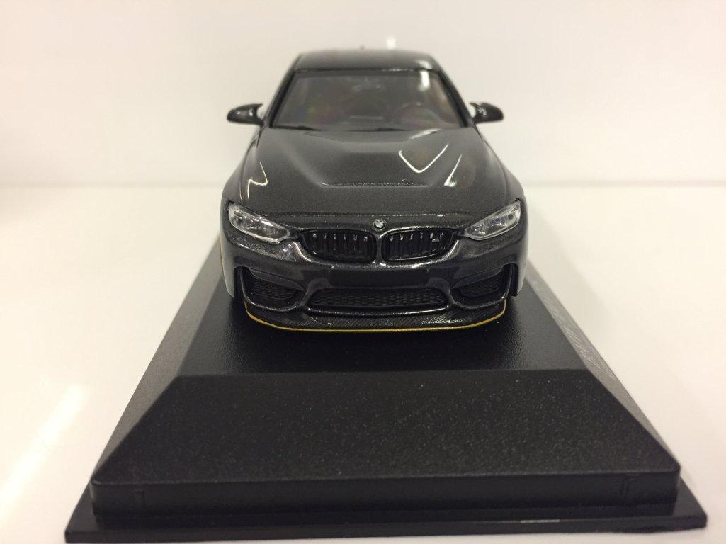 Minichamps/ /2016/Auto Miniatur-Collection grau Metall /BMW/ 410025228 /M4/GTS/