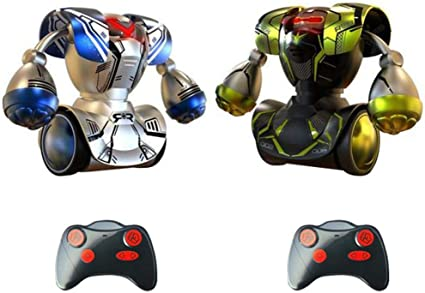 Cherishly RC Battle Robot de Boxeo/Juguetes – Control Remoto ...