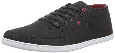 langlebig im einsatz attraktiv und langlebig weltweite Auswahl an Boxfresh Sparko Schwarz Rot RIP Nylon Herren Sneakers Schuhe ...