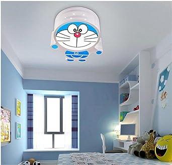 Un cartón animado Ensueño ha conductos Le lámparas de techo ...