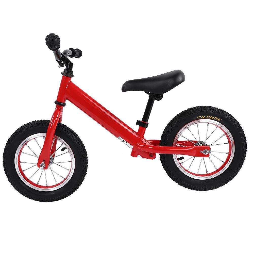 自転車 子供自転車、25歳の子供のための自転車36歳の12インチ2輪、赤い色   B07QLZ4PJ8