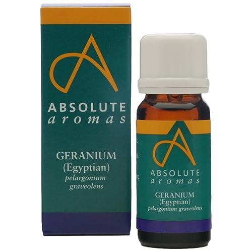 Absolute Aromas Geranium Egyptian Essential Oil