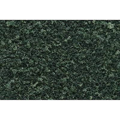 Woodland Scenics Dark Green Coarse Turf in a Bag: Toys & Games