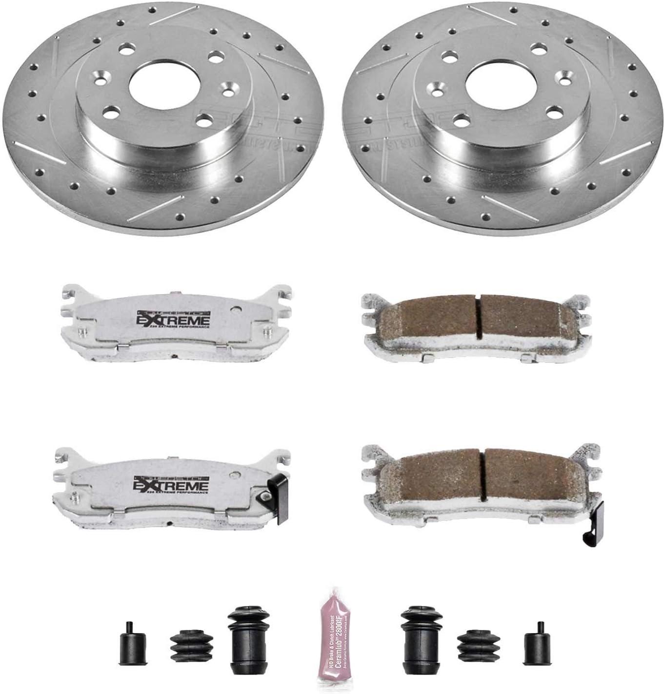 Power Stop K5267 1-Click Brake Kit