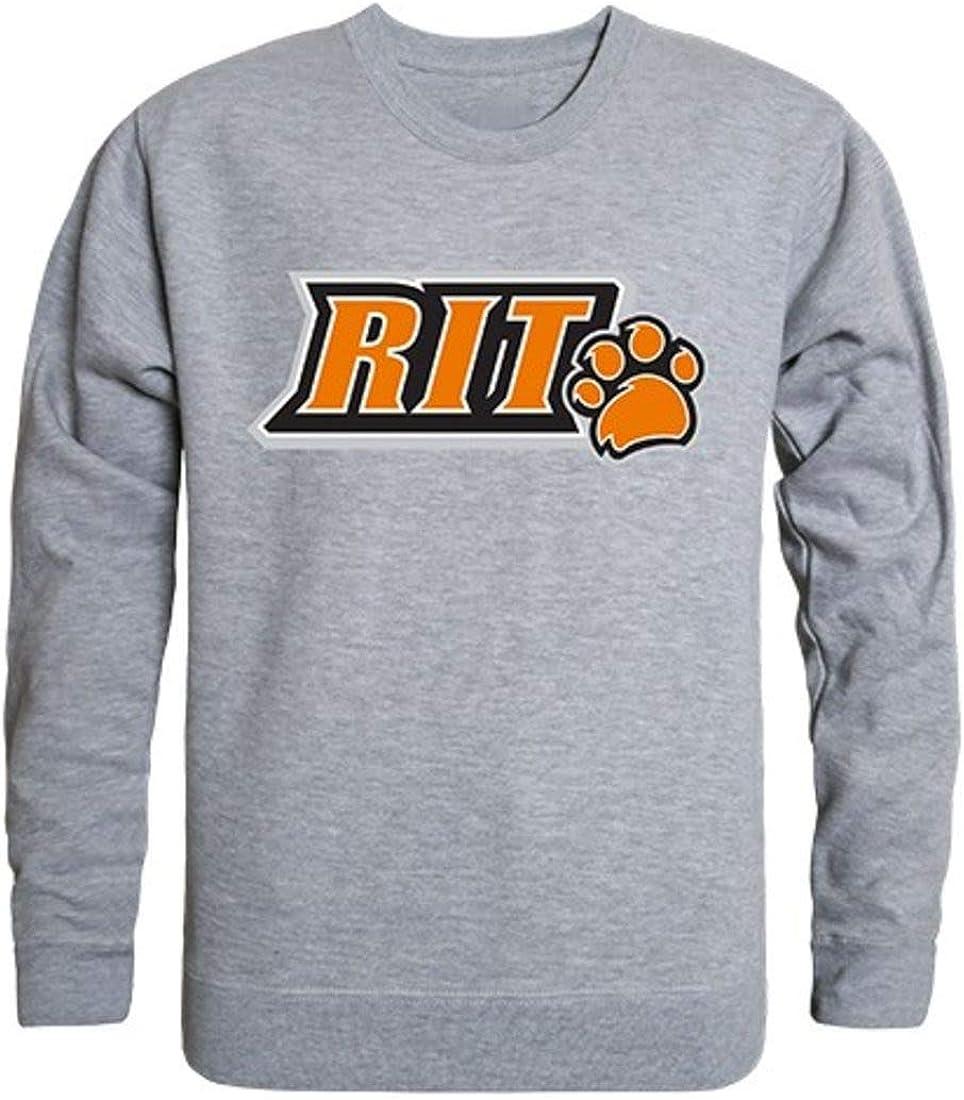 RIT Men/'s Rochester Institute of Technology University Prime Hoodie Sweatshirt