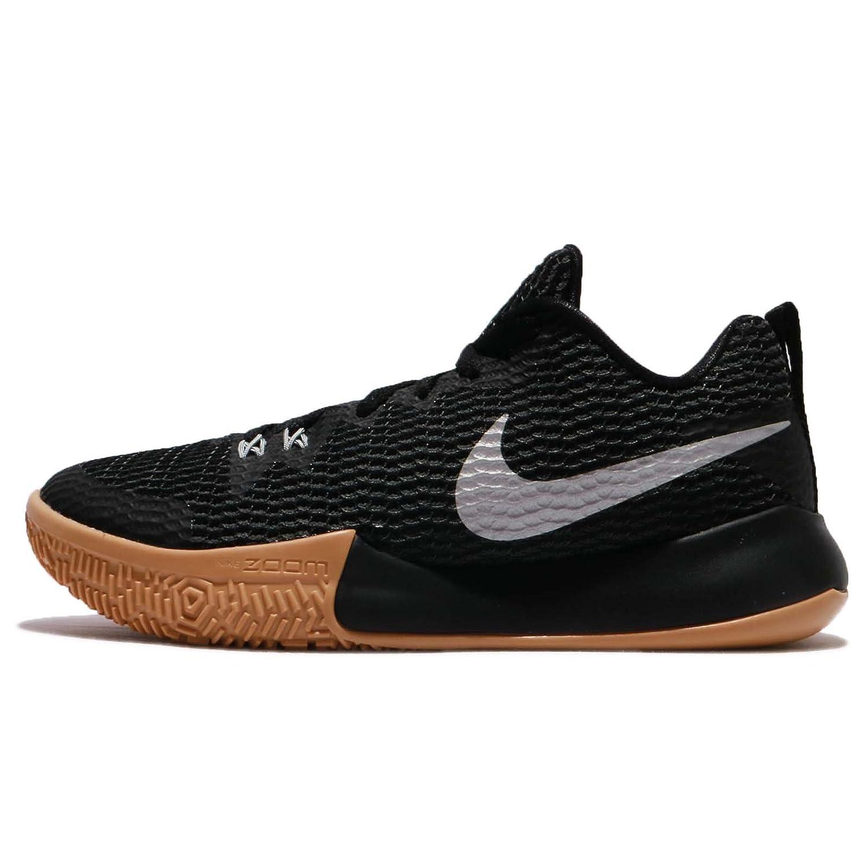 (ナイキ) ズーム ライブ II EP 2 レディース バスケットボール シューズ Nike Zoom Live II EP AH7579-001 [並行輸入品] B078W49GVK 25.5 cm|BLACK/REFLECT SILVER BLACK/REFLECT SILVER 25.5 cm