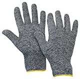 Rostaing Mastercut Cut Resistant Level 5 Washable Ambidextrous Gloves with Dyneema (1 pair) All Sizes XS S M L XL XXL