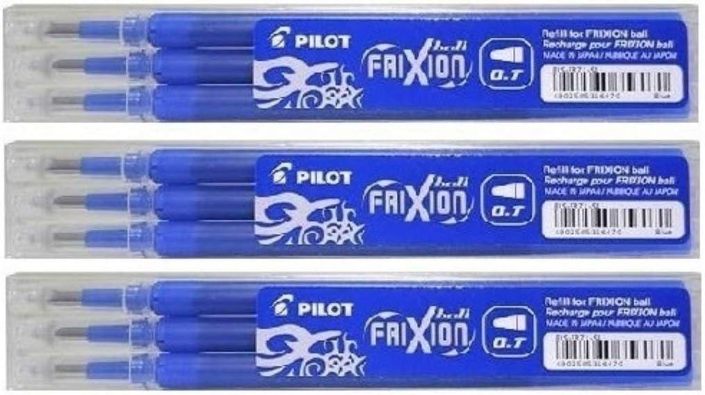 Pilot Pen - Rotulador, pack de 3 (9 recambios): Amazon.es ...