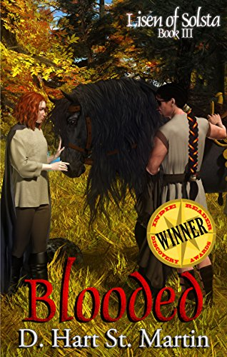 Blooded (Lisen of Solsta Book 3) by [St. Martin, D. Hart]