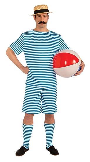 Forum Novelties Mens Roaring 20s Beachside Clyde Costume
