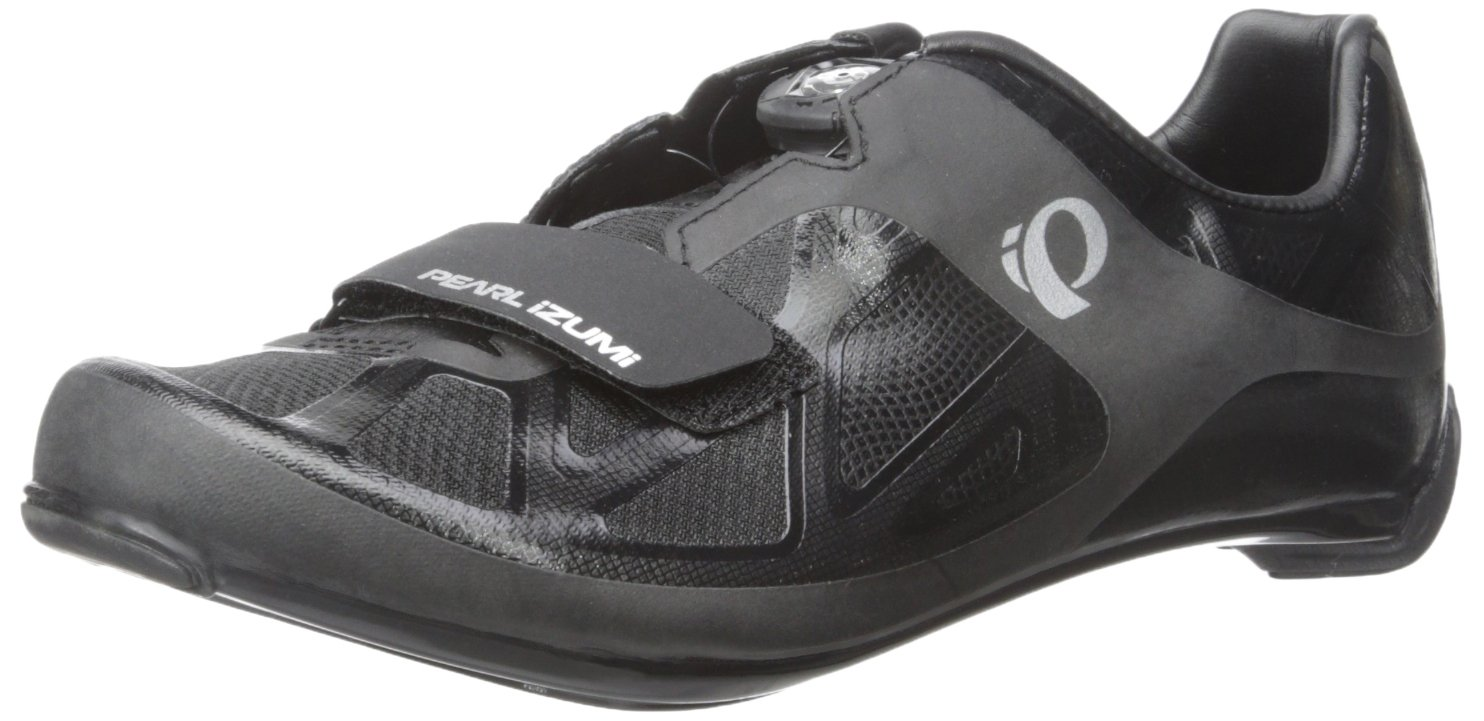 Pearl Izumi Women's W Race RD IV Cycling Shoe, Black/Black, 40 EU/8.3 B US by Pearl iZUMi