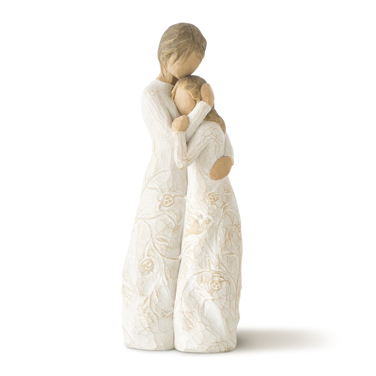 Willow Tree hand-painted sculpted figure, Close to me (26222)