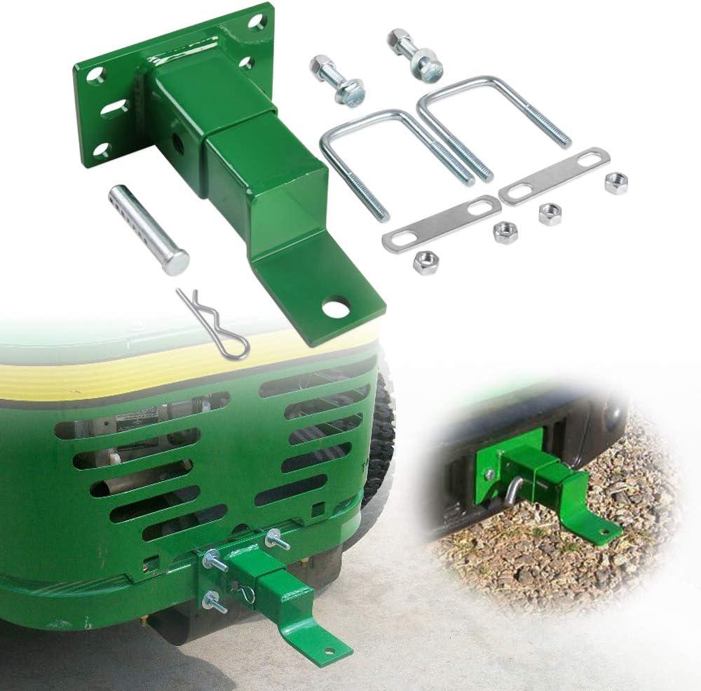 tiewards Multifunction Rear Gas Lawn Mower Tractor Trailer Zero Turn Hitch Fit for Z225 Z245 Z445 Z425 Z465 & Z Trak Models Z910, Z920, Z925, Z930, Z950, Z960, Z970 ZeroTurn Mower