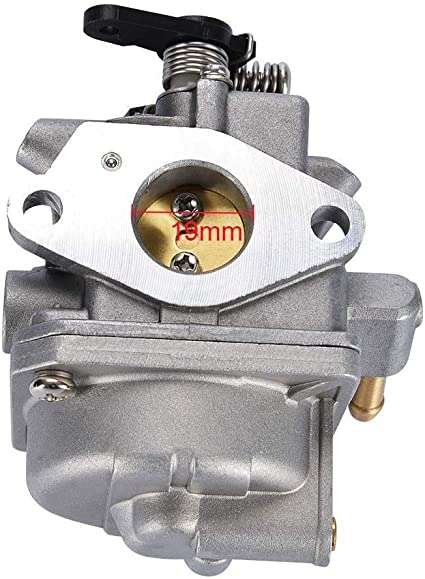Carburetor Carb Assy 4 stroke fit Tohatsu Nissan Mercury Outboard 4HP 5HP Engine