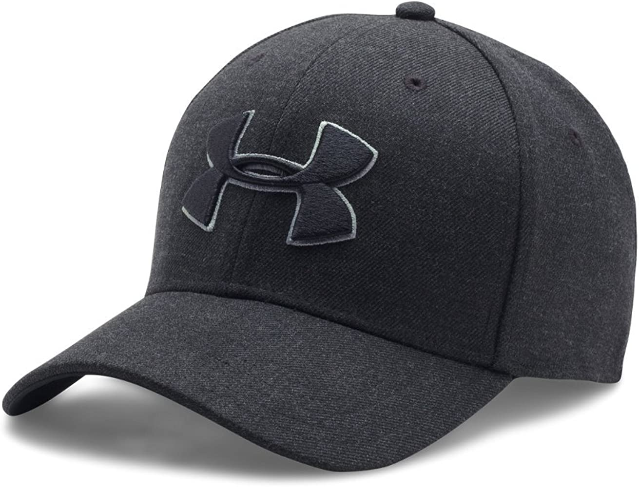 Under Armour hombres de closer 2.0 Cap, Black/ Steel/ Black ...
