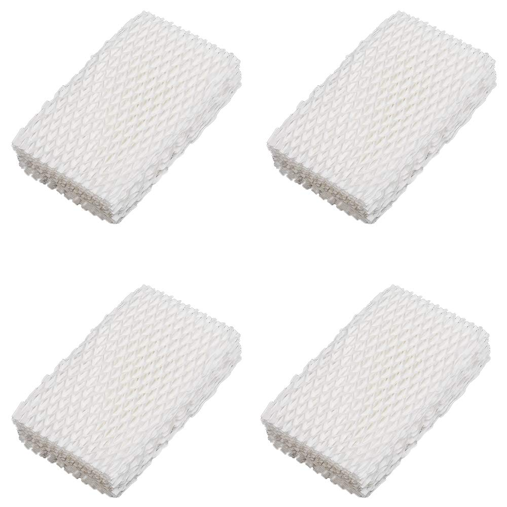 KingBra 4Pcs Replacement Filter Compatible with Relion WF813 Humidifier Wicking Filters by KingBra