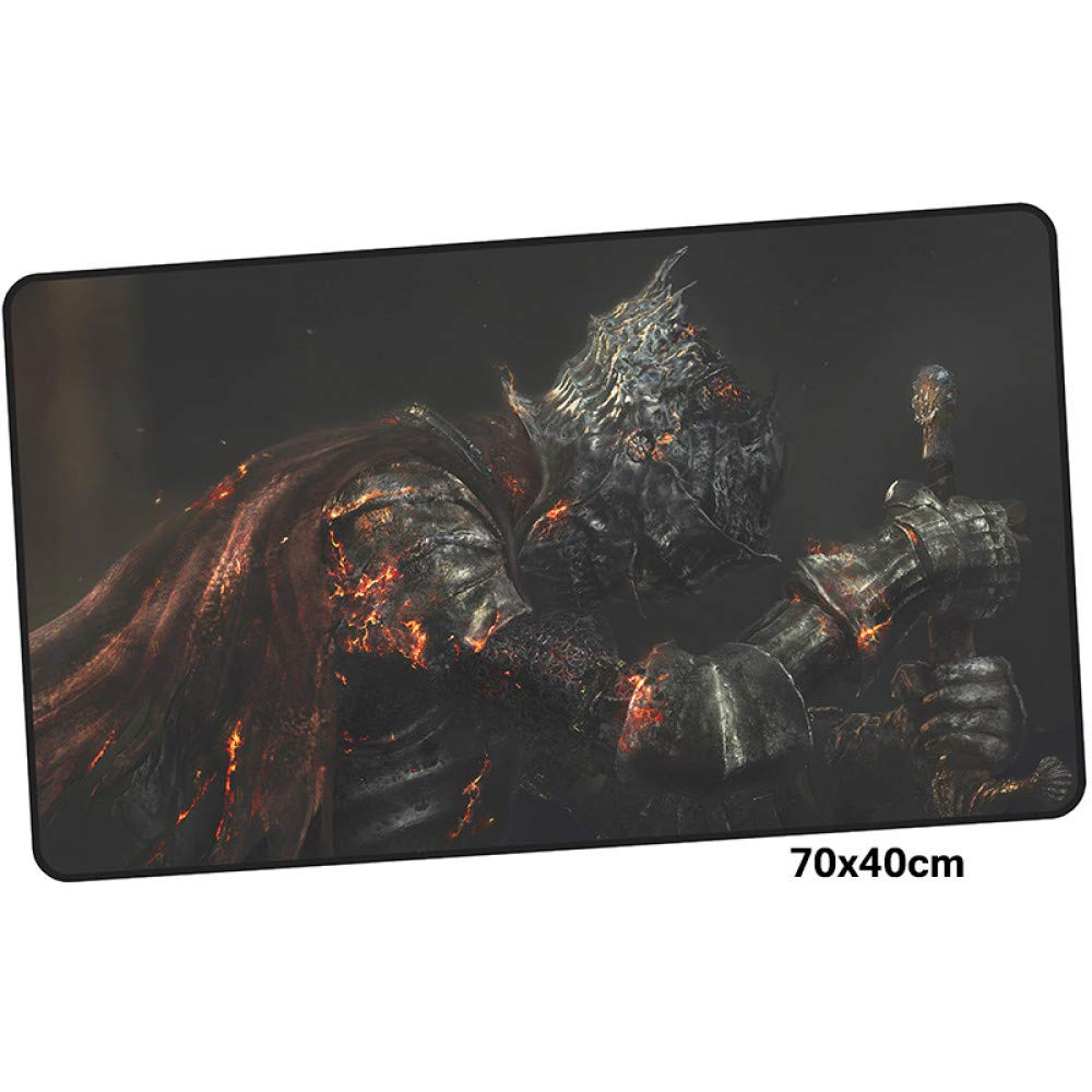 Amazon.com : XIAOXIANNV Dark Souls Mousepad Gamer ...