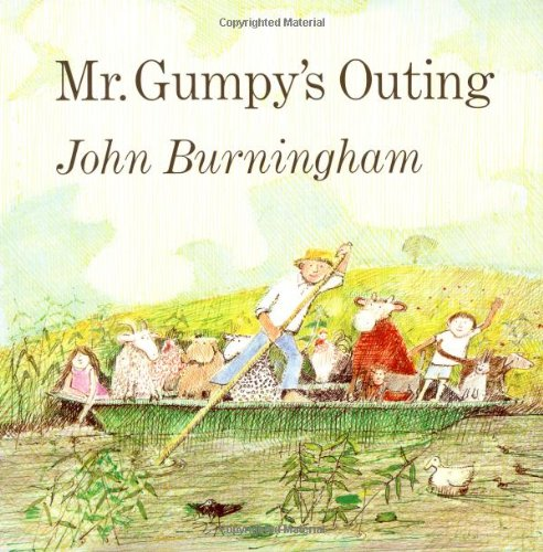 Mr. Gumpy's Outing Paperback – March 15, 1990 John Burningham Mr. Gumpy' s Outing Square Fish 0805013156