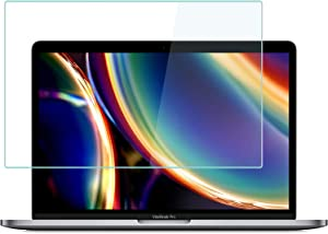 Glass Screen Protector Design for New MacBook Pro 13 (2016-Current Apple Model: A2338(M1) A2289 A2251 A2241 A2159 A1989 A1708 A1706) And New MacBook Air 13 (2018-Current)