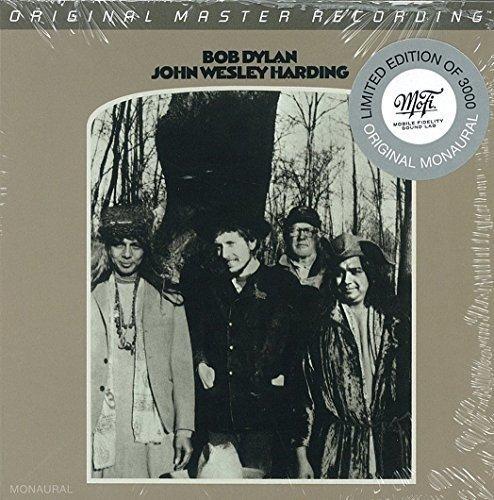 SACD : Bob Dylan - John Wesley Harding (Hybrid SACD)