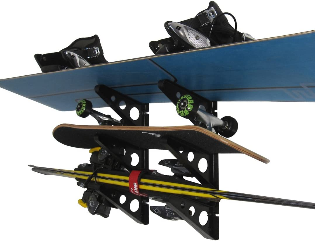 StoreYourBoard Ski and Snowboard Storage Rack