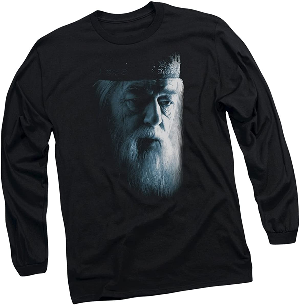 Harry Potter Dumbledore Face Adult Tank Top