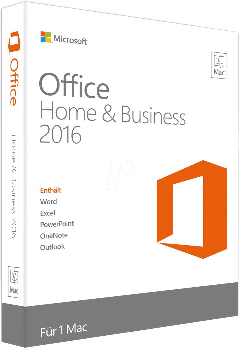 Microsoft Office Home and Business 2016 for Windows 7,8,10 (32Bit ...