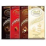Lindt 瑞士莲 软心小块装巧克力 100g*4(瑞士进口)(亚马逊自营商品, 由供应商配送)