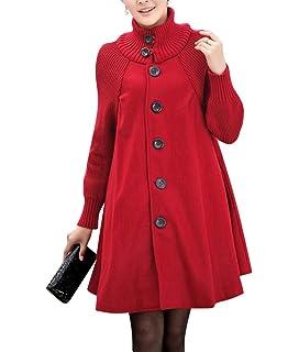 Mantel Übergangsjacke Steppjacke Kapuzenjacke Parka Coat Herbst Taille Foluton Damen Trenchcoat mit Drawstring Schlank Grau Gesteppt Outwear Winter 5RjL4A