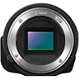 Sony QX1 Smartphone Attachable Mirrorless Digital Camera- Body Only